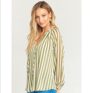 Show Me Your Mumu Charlene Stripe Tunic